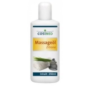 cosiMed masážní olej Citrón 250ml