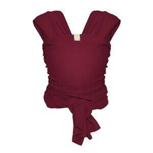 ByKay Šátek Stretchy Wrap DeLuxe Berry Red vel.L