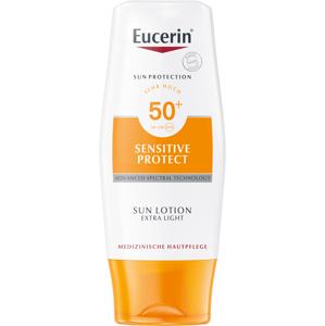 EUCERIN SUN Extra lehké mléko na opalování SPF 50+ 150ml