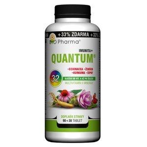 BIO Pharma QUANTUM Imunita+ 32 složek 90+30 tablety