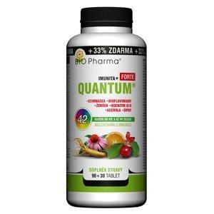 BIO Pharma QUANTUM Imunita+ Forte 42 složek 90+30 tablet
