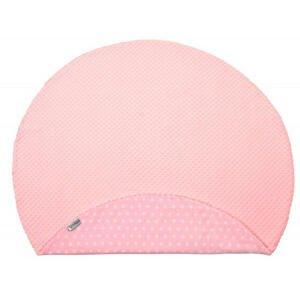 T-tomi  MAXI podložka MINKY, pink / stars