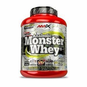 Amix Anabolic Monster Whey, Blueberry Shake, 2200g