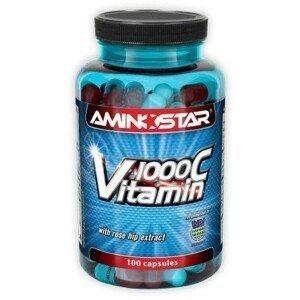 Amix Vitamin C 1000, 100 kapslí