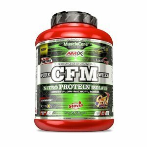 Amix CFM Nitro Protein Isolate, Strawberry-Yoghurt, 2000g