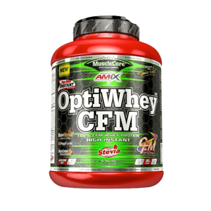 Amix OptiWhey CFM Instant Protein , 1000g, Double Dutch Chocolate