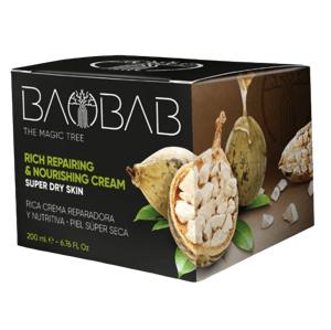 Diet Esthetic Baobab Regenerační krém pro suchou pokožku 200ml