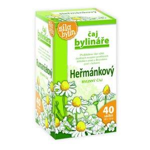 Čaje Pavla Váni  Váňa Heřmánkový čaj 40x1.6g