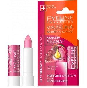 Eveline Cosmetics  Eveline Lip Therapy - balzám na rty - Granátové jablko 3,8g