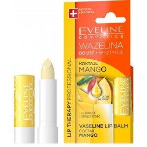 Eveline Cosmetics  Eveline Lip Therapy - balzám na rty - Mango 3,8g