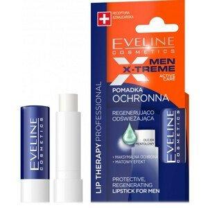 Eveline Cosmetics  Eveline Lip Therapy - Men Xtreme – ochranný balzám na rty pro muže 4,8g