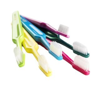 TePe Select Compact soft dětský zubní kartáček 1ks