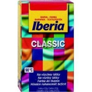Iberia barva na textil červená 2x12,5g
