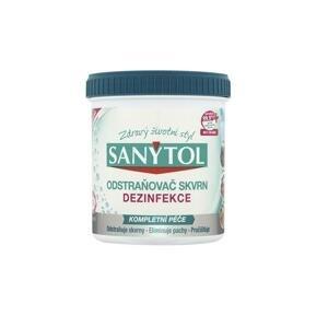 Sanytol Dezinfekční odstraňovač skvrn 450g