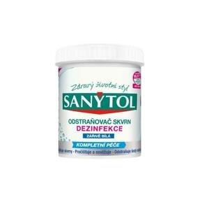 Sanytol Dezinfekční odstraňovač skvrn Zářivě bílá 450g