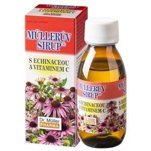 Dr.Muller Müllerův sirup s echinaceou a vitaminem C 320g