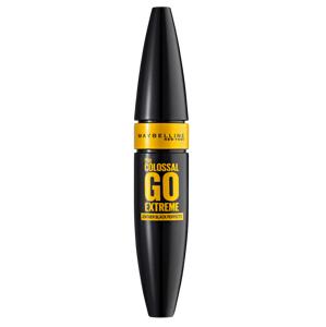 Maybelline The Colossal Volume Go Extreme Leather Black řasenka 9,5ml