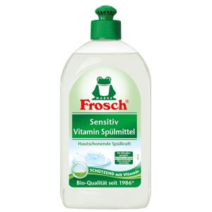 Frosch EKO Prostředek na mytí nádobí pro alergiky 500ml