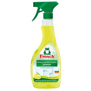 Frosch Eko citrusový čistič na koupelny a sprchy 500ml
