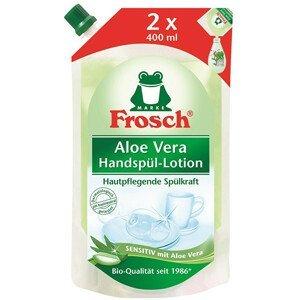 Frosch Eko Prostředek na mytí nádobí Aloe Vera – náhradní náplň 800ml