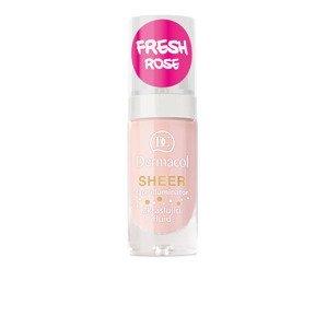 Dermacol Zkrášlující fluid fresh rose 15ml