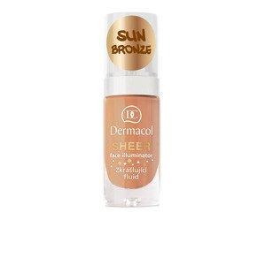 Dermacol Zkrášlující fluid sun bronze 15ml