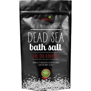 VIVACO Sůl do koupele z Mrtvého moře 200g