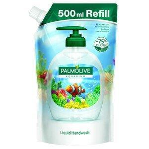 Palmolive Tekuté mýdlo pro děti s pumpičkou Akvárium Náhradní náplň 500ml