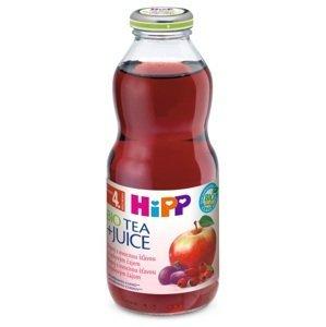 HIPP ŠŤÁVA BIO Šípkový čaj se šťávou z červených plodů 500ml