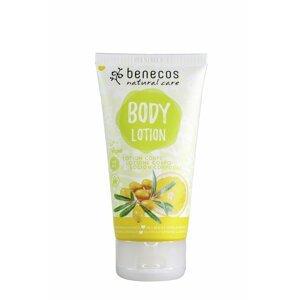 Benecos  Tělové mléko rakytník a pomeranč BIO VEG 150ml