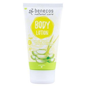 Benecos Tělové mléko aloe vera BIO VEG 150ml