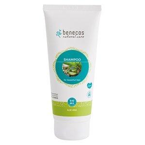 Benecos šampon Aloe vera BIO VEG 200ml