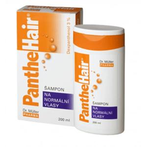 Dr.Müller Panthehair šampon na normální vlasy 200ml