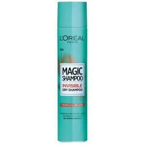 L'Oréal Paris  L´Oréal Paris Magic Shampoo Tropical Splash suchý šampon 200ml