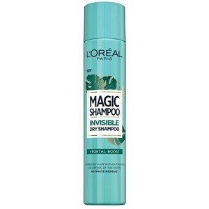 L'Oréal Paris  L´Oréal Paris Magic Shampoo Vegetal Boost suchý šampon 200ml