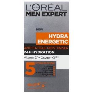 L'Oréal Paris  L´Oréal Paris Men Expert Hydra Energetic pánský hydratační krém proti známkám únavy 50ml