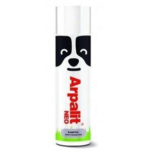 Antiparazitické šampony