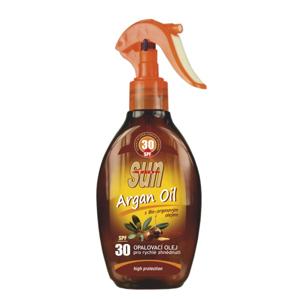 Sun Vital  Sun Vivaco Opalovací olej s arganovým olejem SPF30 rozprašovací 200ml