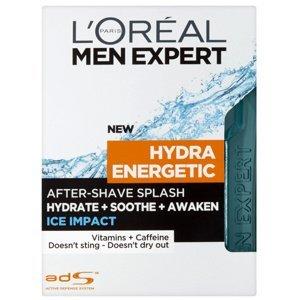 L'Oréal Paris  L´Oréal Paris Men Expert Hydra Energetic Ice Impact pánská voda po holení 100ml