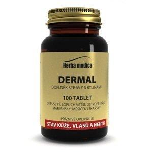 Herba medica Dermal 100 tablet