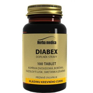 Herba medica Diabex 100 tablet