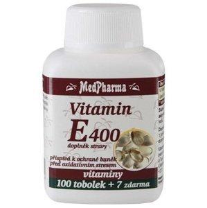 MedPharma Vitamin E 400 107 tobolek