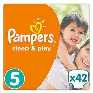 Pampers Sleep&Play Value Pack S5 42ks