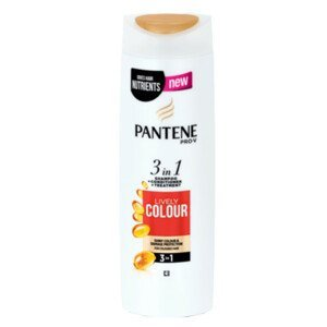 Pantene Pro-V  Pantene šampón 3v1 Lively Colour 360ml