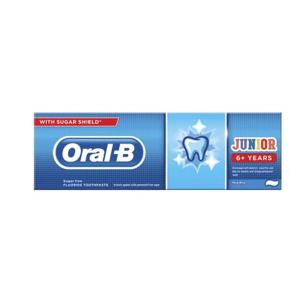 Oral-B pasta Junior 75ml
