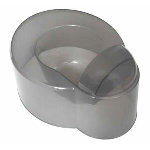 dBb Dětský nočník 2v1, transparetní šedá