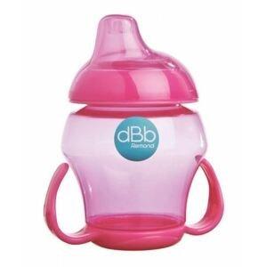 dBb Baby pohárek růžová 250ml