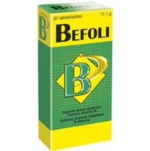 Vitabalans oy  BEFOLI 30 tablet