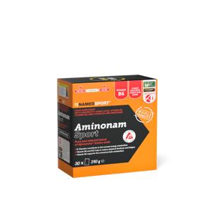 NAMEDSPORT AMINONAM SPORT, obohacená směs esenciálních aminokyselin, 240g, 30sáčků