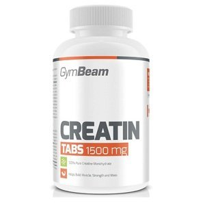 Kreatin TABS 1500 mg - 200tbl - GymBeam unflavored